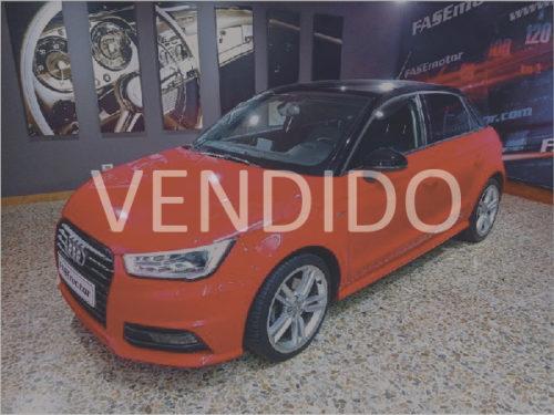 AUDI A1 Adrenalin2 1.6TDI 85kW 116CV Sportback