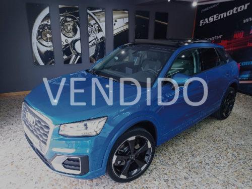 Audi q2 sport edition S TRONIC vendido