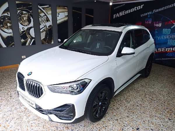 BMW X1 s Drive 18d 150cv