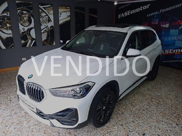 BMW X1 s Drive 18d 150cv vendido