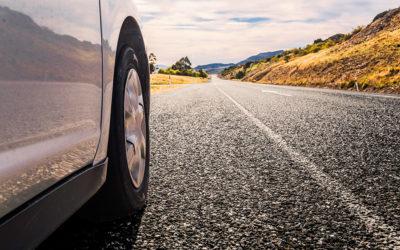 Los neumáticos y el verano: qué tener en cuenta