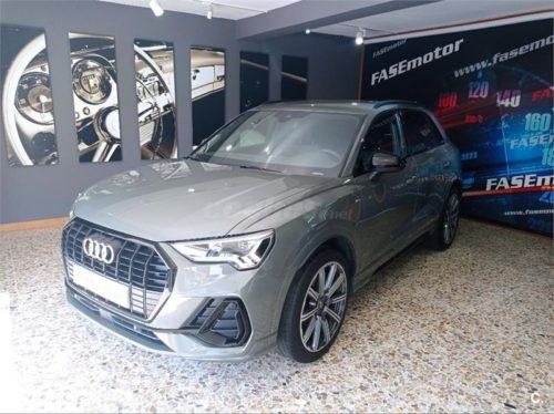 Audi q3 BLACKLINE
